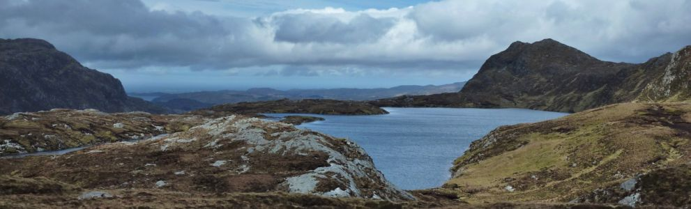 Schottland: Cape Wrath Trail
